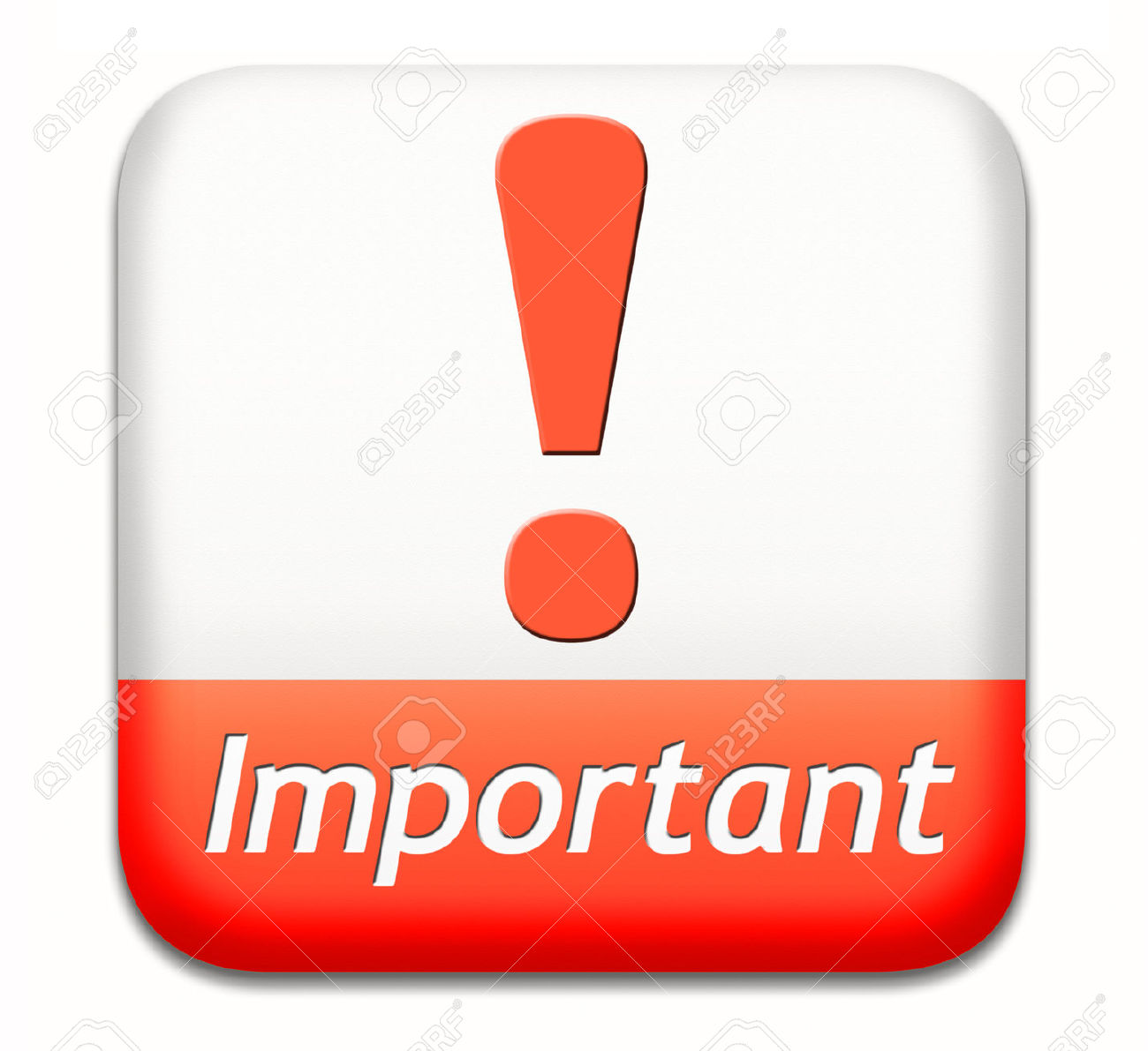 Very important message clipart picture royalty free stock Important Information Very Crucial Message Essential And Critical ... picture royalty free stock