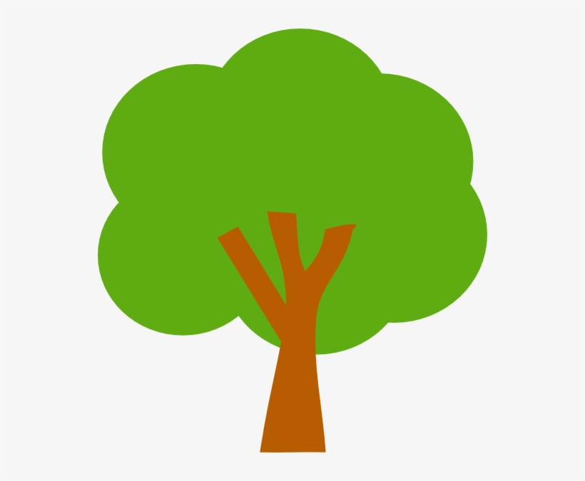 Very tiny clipart png free Small - Clipart Tree Transparent PNG - 546x595 - Free ... png free
