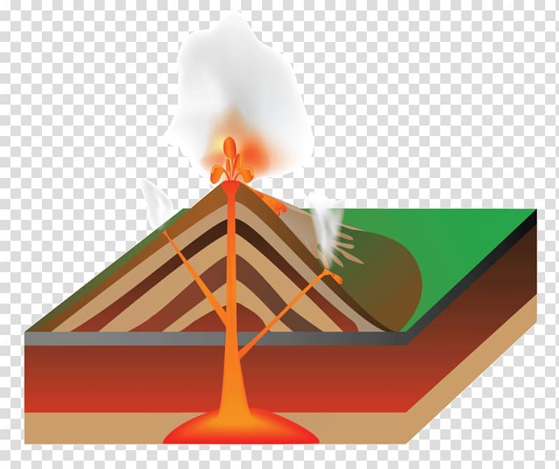 Vesuvius clipart png black and white Stratovolcano Fissure vent Shield volcano Mount Vesuvius ... png black and white
