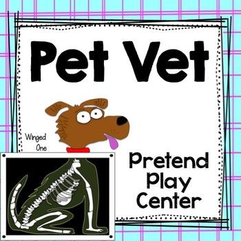 Vet x-ray machine clipart jpg black and white Pet Vet Center Dramatic Play jpg black and white