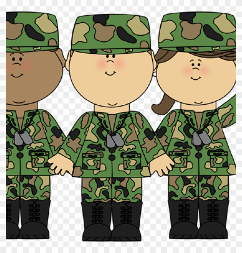 Veteran cartoon clipart png freeuse Gallery Of Veterans Clip Art An Image Of A Veteran - Soldier ... png freeuse