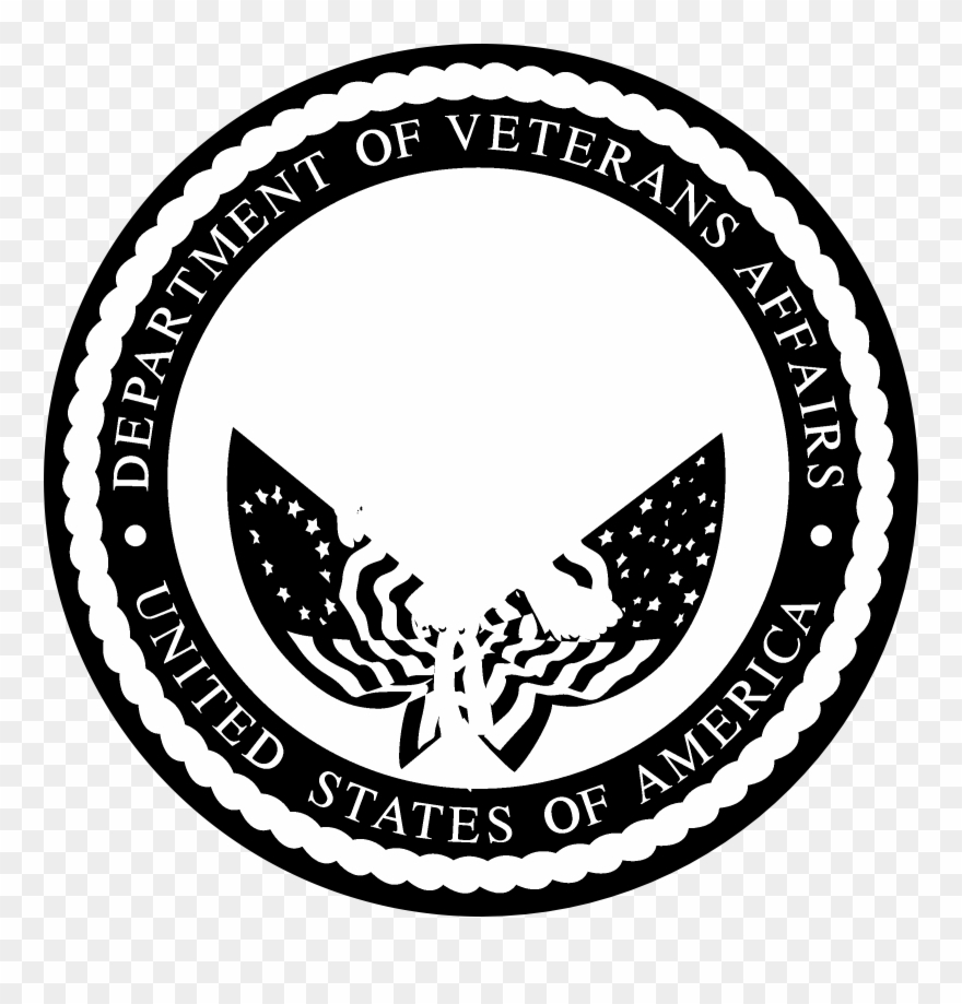 Veterans affairs logo clipart free Us Department Of Veterans Affairs Logo Black And White ... free