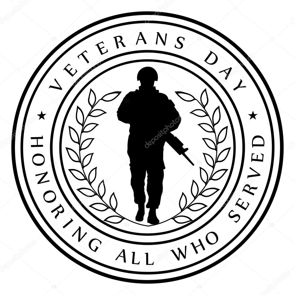 Veteran-s day clipart bw png freeuse stock Veterans day black and white clipart 5 » Clipart Station png freeuse stock
