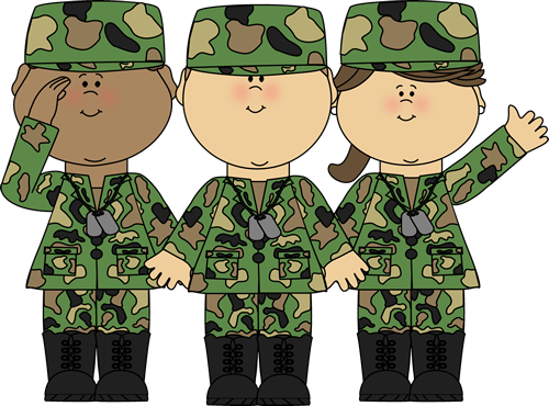 Military clipart for powerpoint clipart freeuse FREE PowerPoint Lesson for Veterans Day | Social Studies ... clipart freeuse