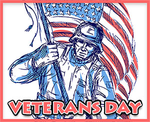 Veterans day clipart honoring those that surved svg freeuse Free Veterans Day Clipart - Graphics svg freeuse