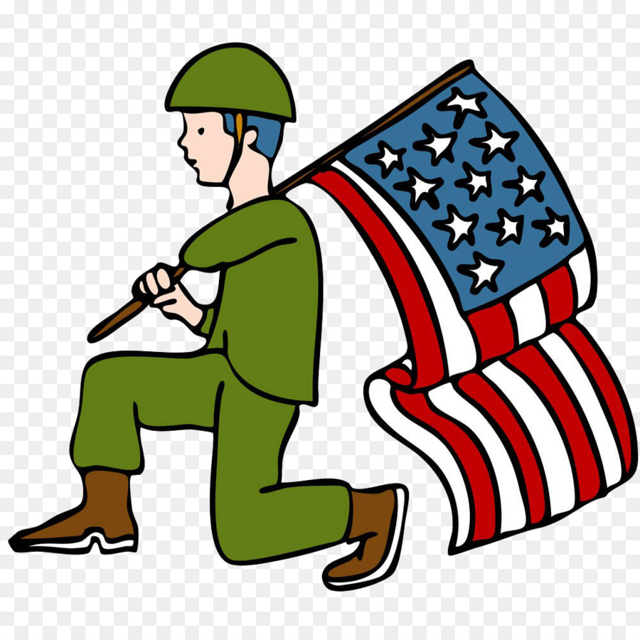 Veterans day clipart soldiers jpg freeuse library Veterans Day Veteran Soldier png download - 1000*1000 - Free ... jpg freeuse library