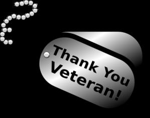 Veterans day dog clipart png transparent Dog Tag Clip Art at Clker.com - vector clip art online ... png transparent