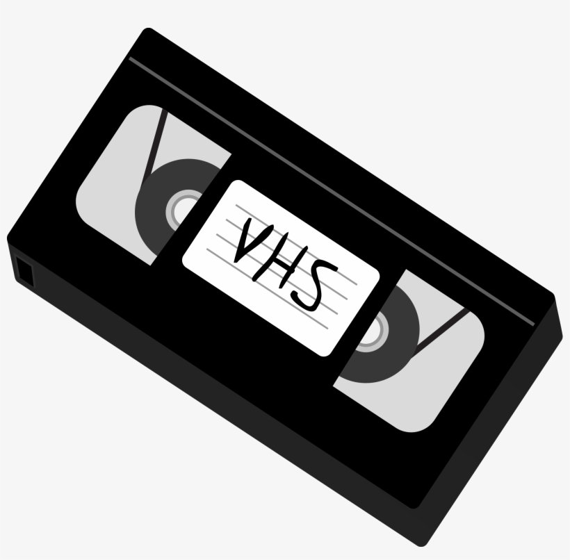 Vhs tapes clipart image freeuse stock File - Vhs Diagonal - Svg - Vhs Tape Clip Art - Free ... image freeuse stock