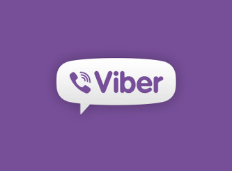 Viber app jpg black and white library Install Viber - A Free Video Calls and Messaging App in Linux jpg black and white library