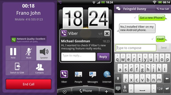 Viber app clip freeuse Viber's free, no-registration 3G VoIP app officially launches on ... clip freeuse
