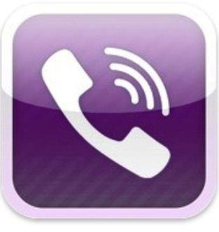 Viber app svg Viber Adds Texting Service To iPhone App | MacTrast svg