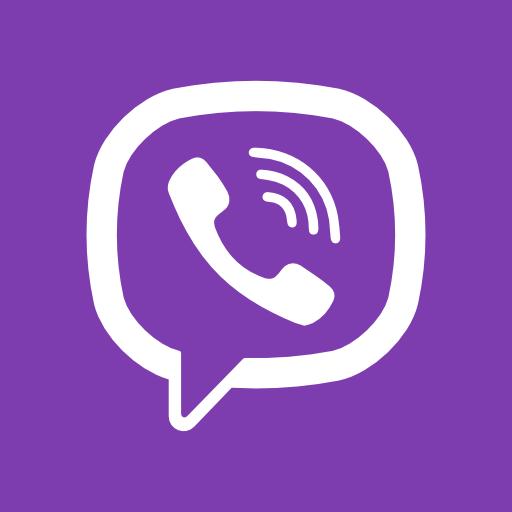 Viber logo clipart black and white stock Viber Icons | Free Download black and white stock