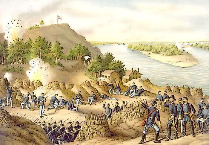Vicksburg clipart clipart freeuse Battle of Vicksburg - /American_History/civil_war/battles ... clipart freeuse