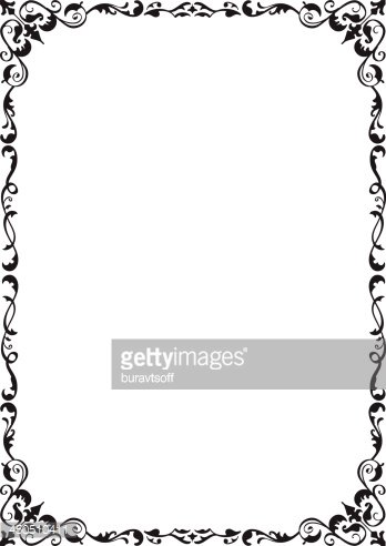 Victorian borders clipart png royalty free library Victorian Border premium clipart - ClipartLogo.com png royalty free library