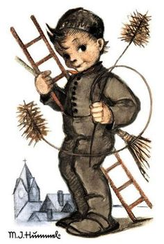 Victorian chimney sweep clipart clipart free stock 89 Best Chimney Sweeps images in 2017   Chimney sweep, Cards ... clipart free stock