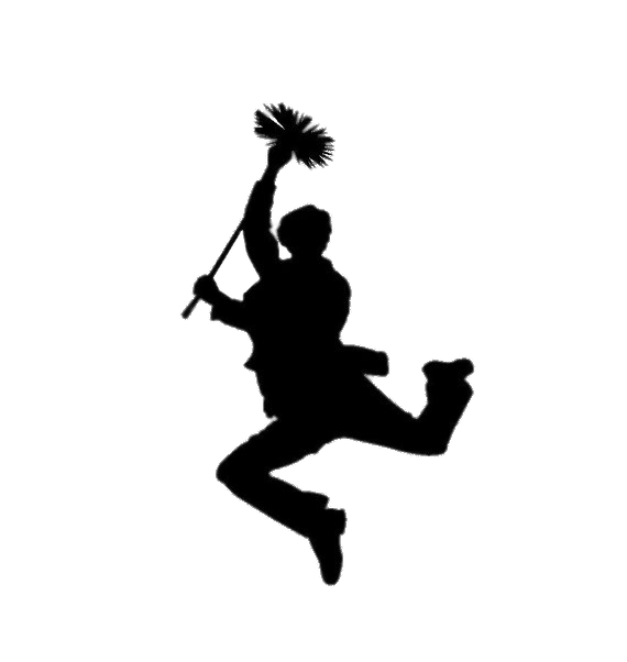 Victorian chimney sweep clipart free download Mary Poppins Chimney Sweep Silhouette transparent PNG - StickPNG free download