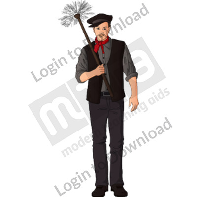 Victorian chimney sweep clipart graphic black and white download Victorian chimney sweep graphic black and white download