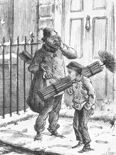 Victorian chimney sweep clipart clipart freeuse 89 Best Chimney Sweeps images in 2017   Chimney sweep, Cards ... clipart freeuse