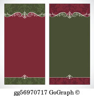 Victorian christmas background clipart clip art transparent download Victorian Christmas Clip Art - Royalty Free - GoGraph clip art transparent download