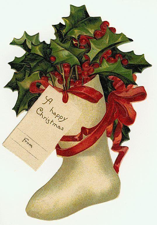 Victorian christmas background clipart jpg download Victorian Christmas Card | Christmas and Winter | Vintage ... jpg download