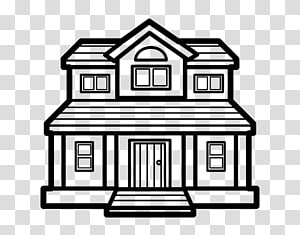 Victorian clipart building graphic stock Victorian Building s, brown and gray house transparent ... graphic stock