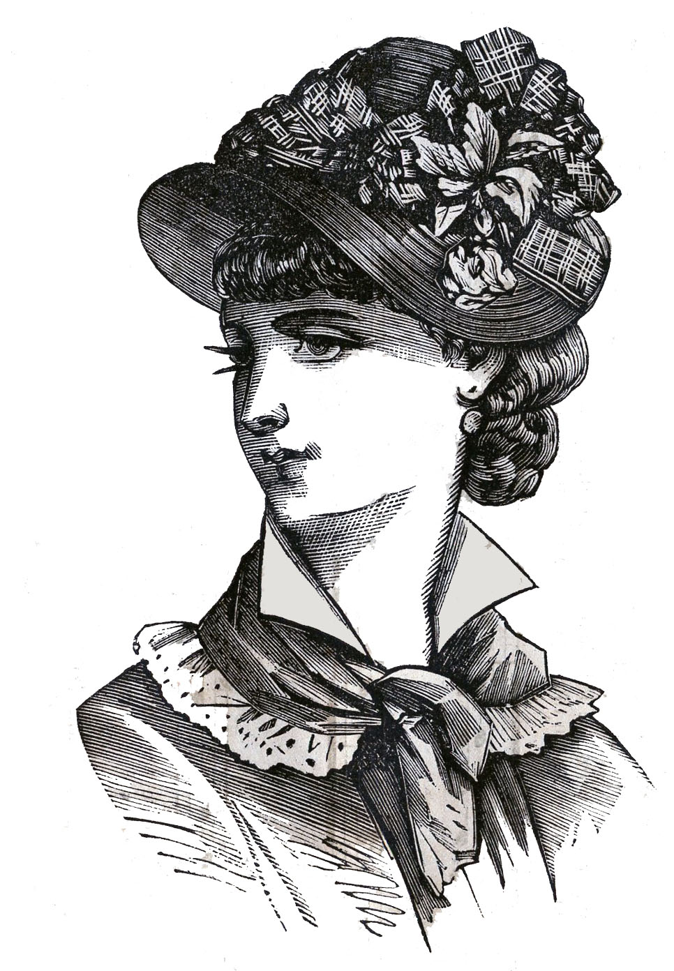 Victorian clipart pictures clipart transparent library Free Victorian Women Cliparts, Download Free Clip Art, Free ... clipart transparent library
