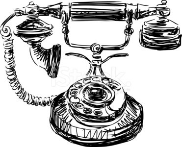 Victorian clipart telephone png download Vintage Phone premium clipart - ClipartLogo.com png download