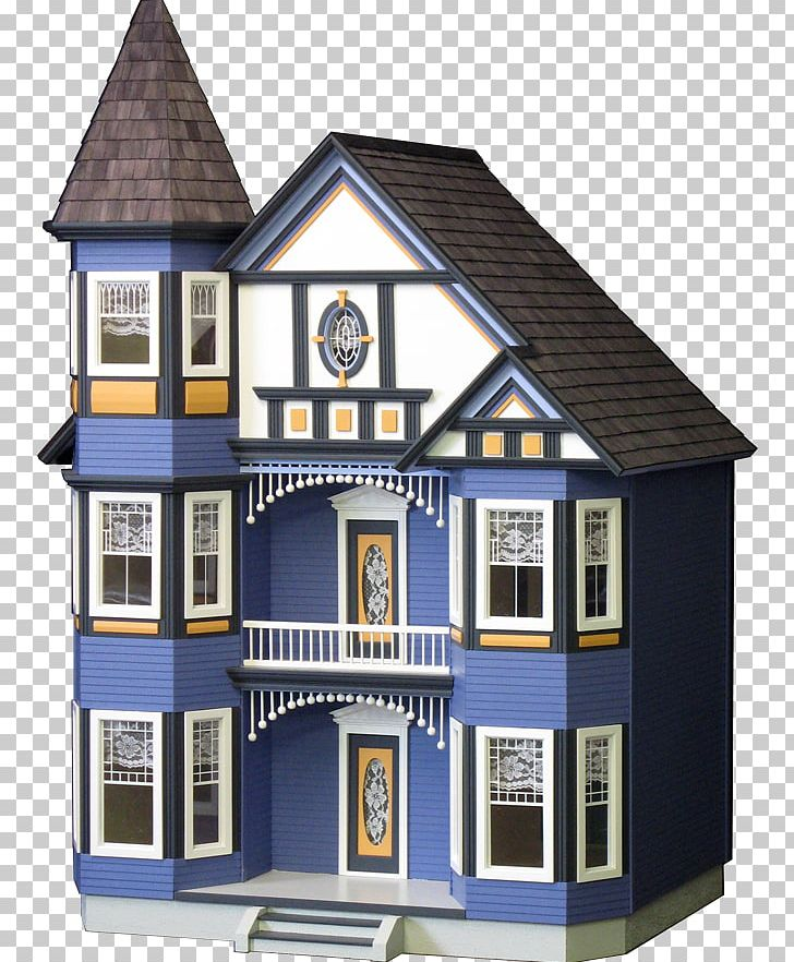 Victorian doll house clipart banner royalty free Painted Ladies Victorian Era Dollhouse Victorian ... banner royalty free