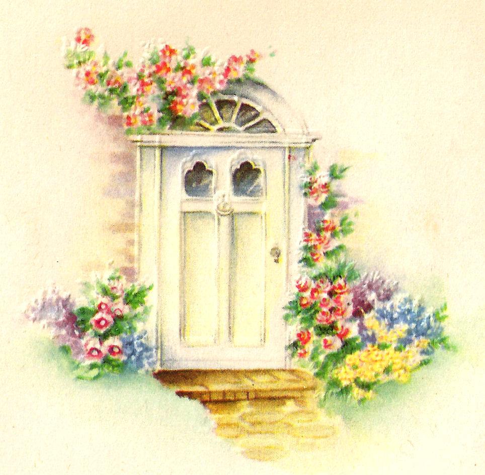 Vintage front door clipart vector royalty free stock Free Garden Door Cliparts, Download Free Clip Art, Free Clip ... vector royalty free stock
