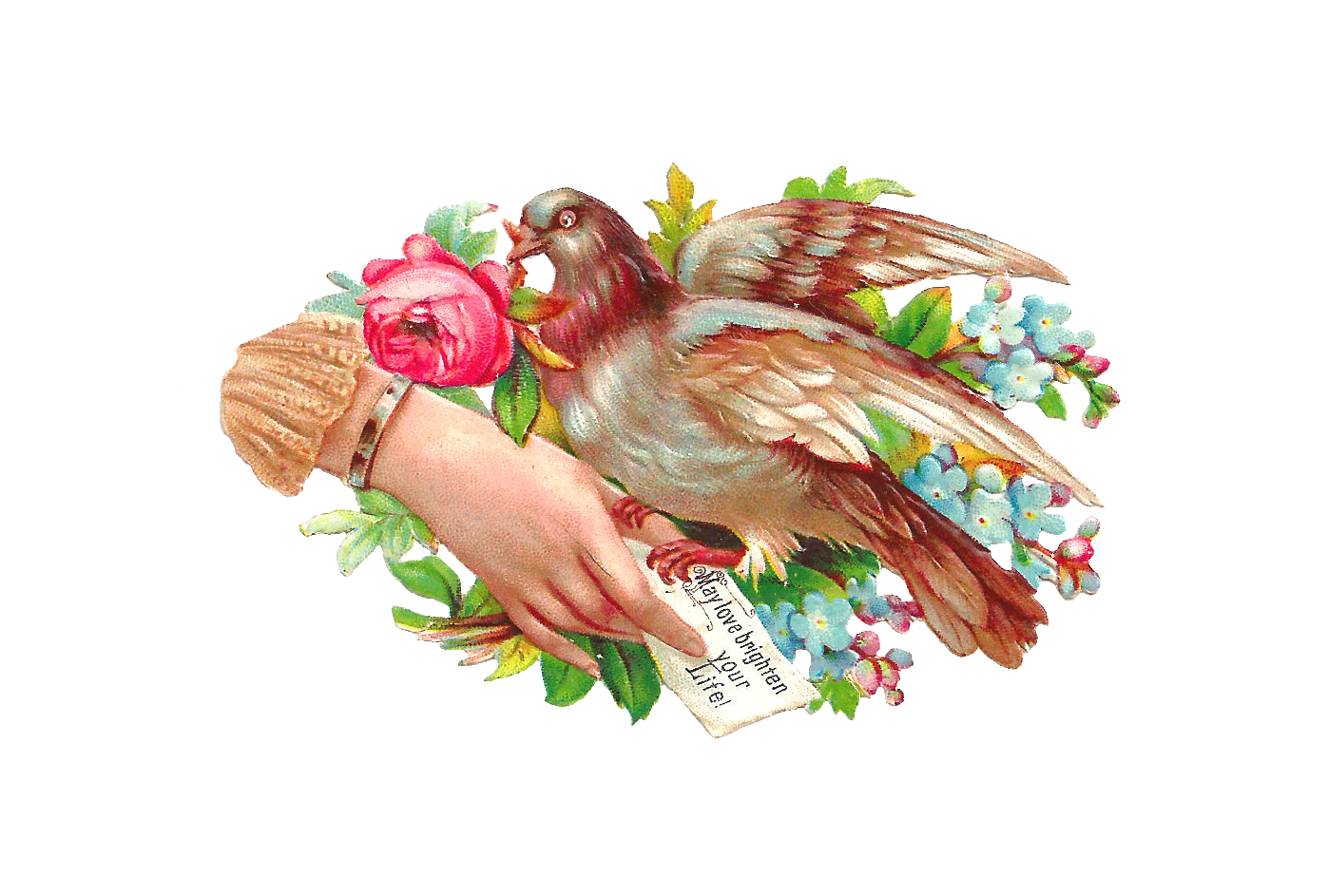 Victorian flower clipart graphic download Clip Art Designs, Vector Clip Art Graghic: March 2013 graphic download