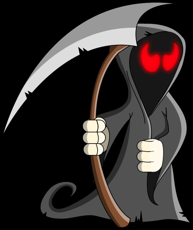 Victorian grim reaper clipart clip stock HALLOWEEN, GRIM REAPER CLIP ART | CLIP ART - HALLOWEEN 1 ... clip stock