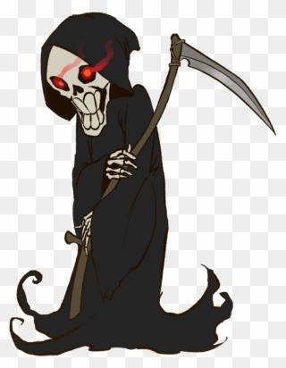 Victorian grim reaper clipart clip library library Free PNG Reaper Clip Art Download - PinClipart clip library library
