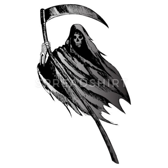 Victorian grim reaper clipart image free stock Death Clip art - Grim Reaper Mouse pad Horizontal - white image free stock