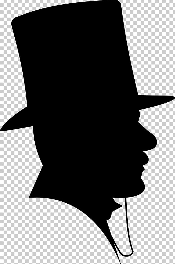 Victorian hat clipart png banner freeuse library Victorian Man Silhouette Top Hat PNG, Clipart, Men, People ... banner freeuse library