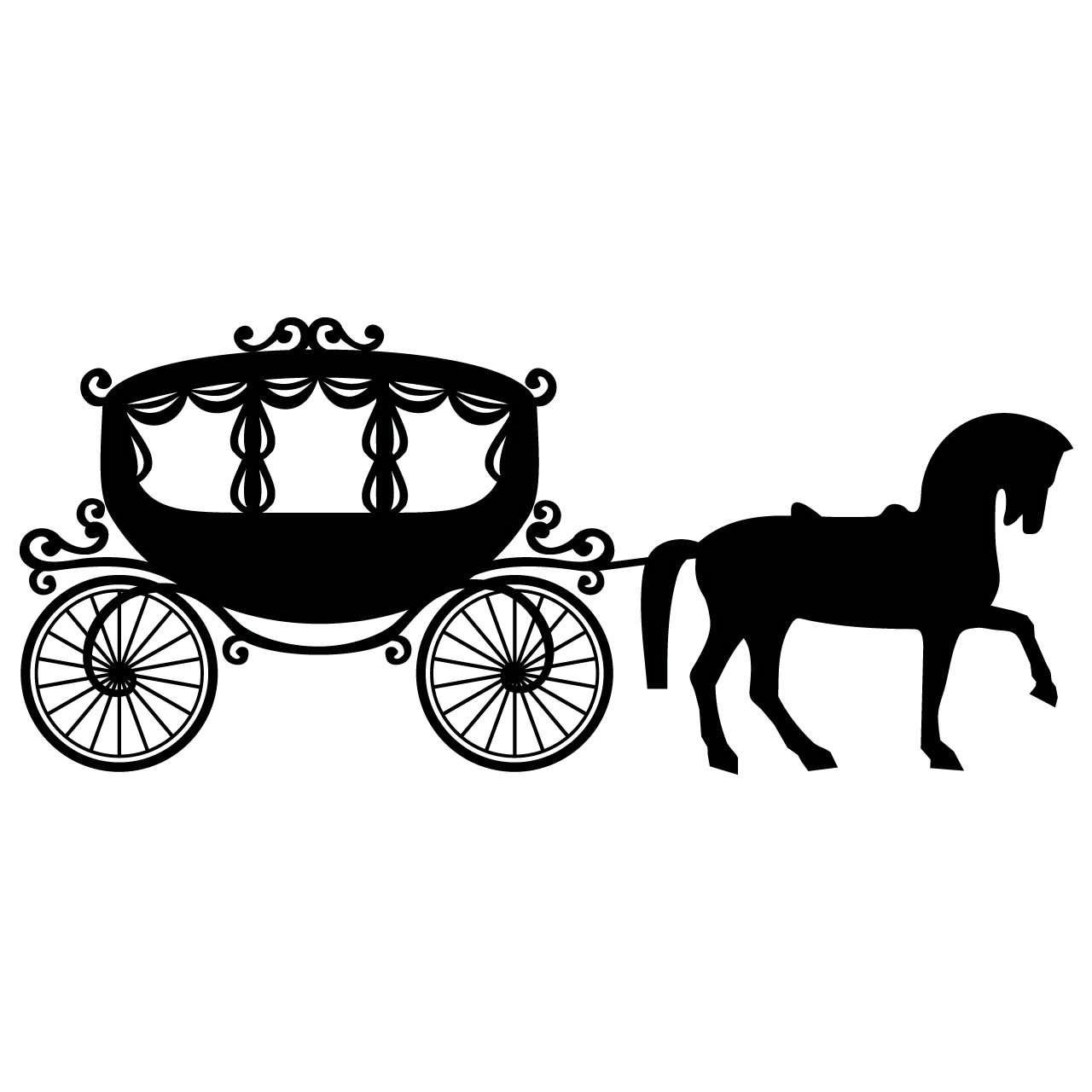 Victorian horse and carriage clipart banner freeuse stock Free Horse And Carriage Clipart, Download Free Clip Art ... banner freeuse stock