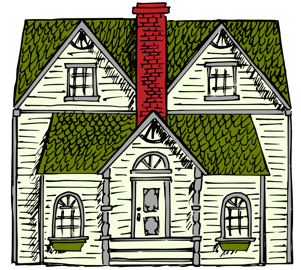 Victorian house clipart banner free download clipartist.net » House banner free download