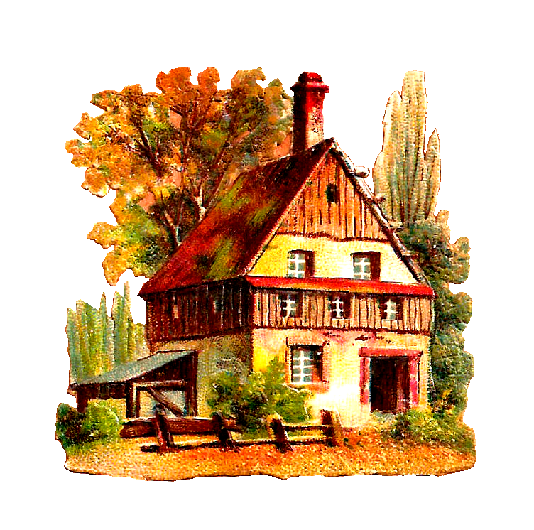 Victorian house clipart png transparent library antique_house_3png.png (752×746) | clip art & Digi Stamps ... png transparent library