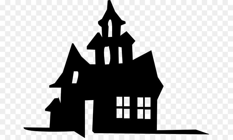 Victorian house silhouette clipart picture free stock Victorian house Silhouette Clip art - chimney png download ... picture free stock