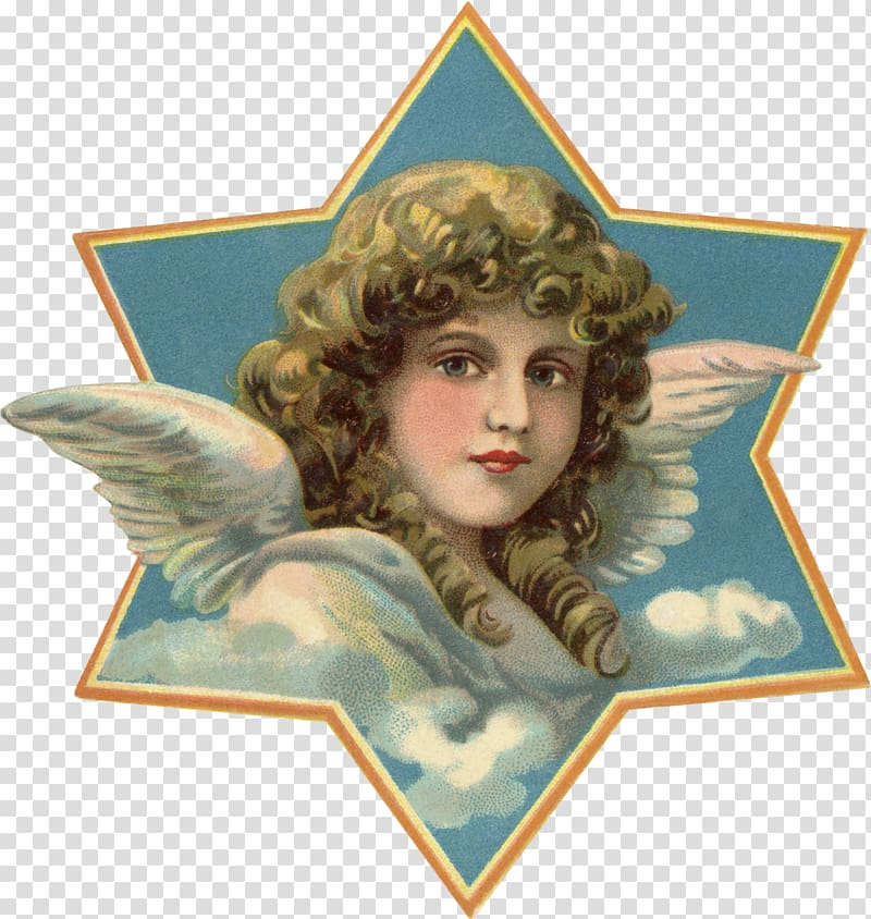 Victorian noel clipart clip library download Guardian angel Victorian era Cherub Printing, Victorian ... clip library download