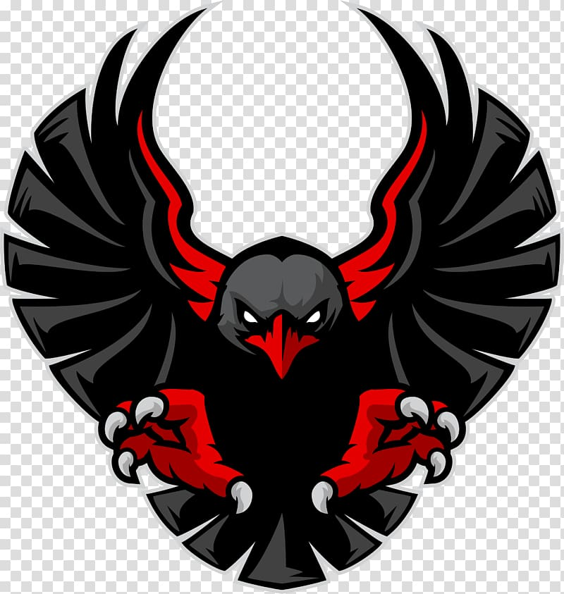 Victorian smoking stick clipart jpg freeuse library Black and red eagle , Chicago Blackhawks Victorian Ice ... jpg freeuse library