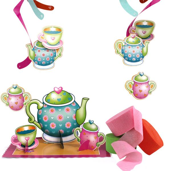 Victorian tea clipart christmas clipart royalty free Tea Party Clipart | Free download best Tea Party Clipart on ... clipart royalty free