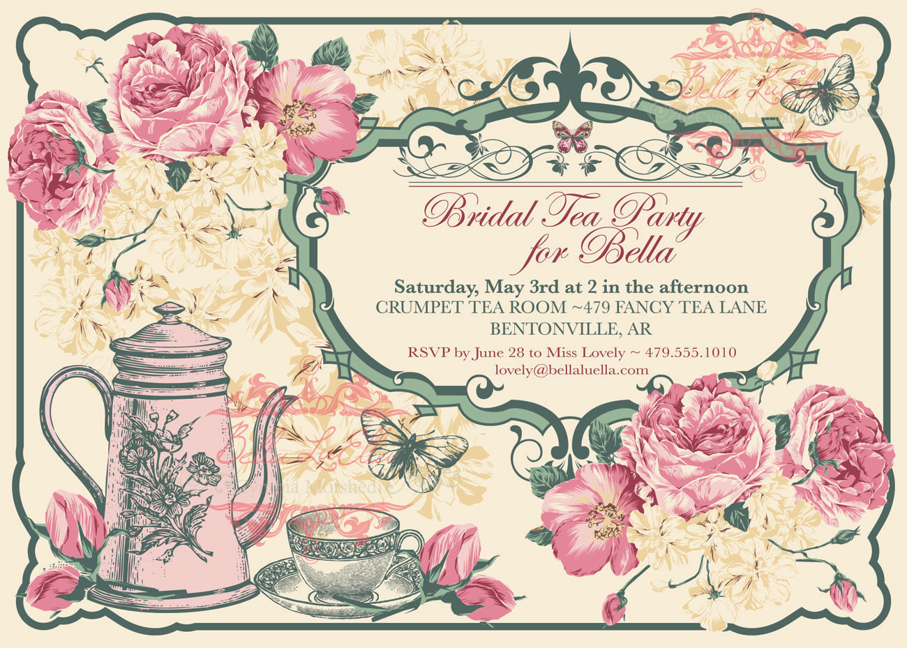 Victorian tea clipart christmas graphic library 38 Upscale Christmas Tea Party Ideas That Are Simply ... graphic library