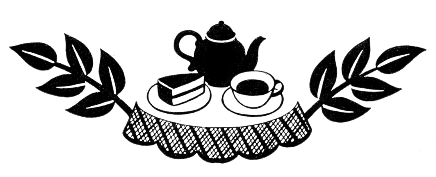 Mothers day tea clipart jpg transparent stock Free Teapot Border Cliparts, Download Free Clip Art, Free ... jpg transparent stock