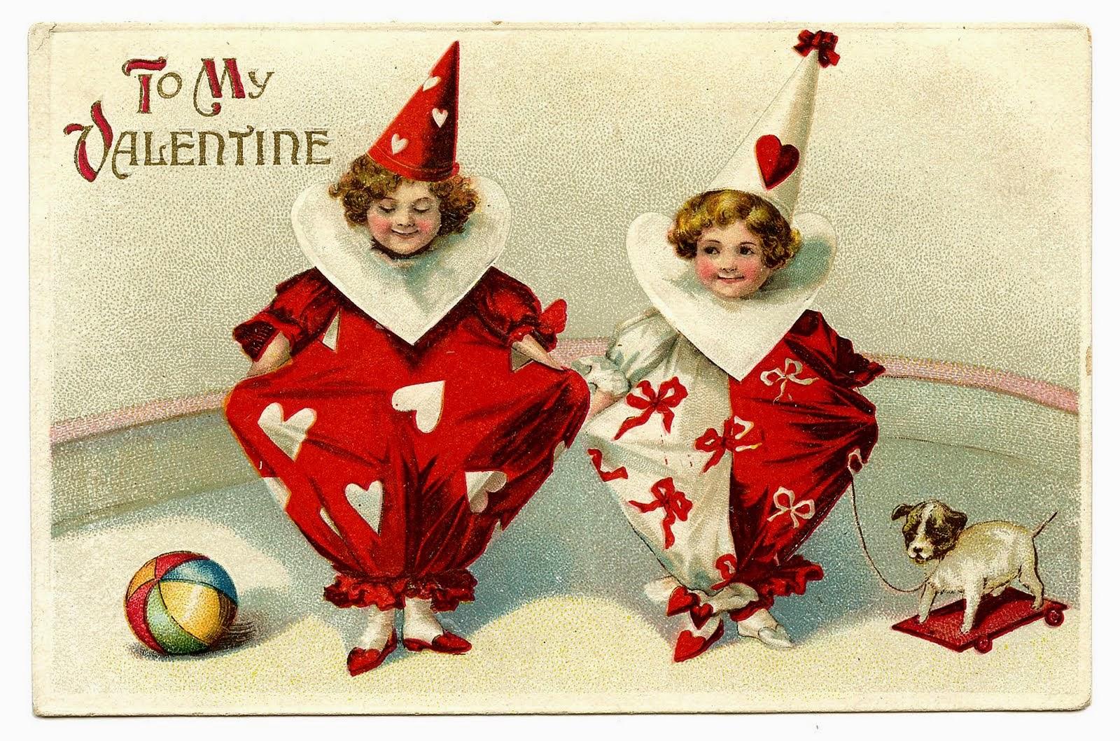 Victorian valentine clipart clip black and white Victorian valentines day clipart - ClipartFest clip black and white
