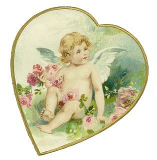 Victorian valentine clipart clipart royalty free download Vintage Victorian Valentine Clip Art | Free Valentine Clip Art ... clipart royalty free download
