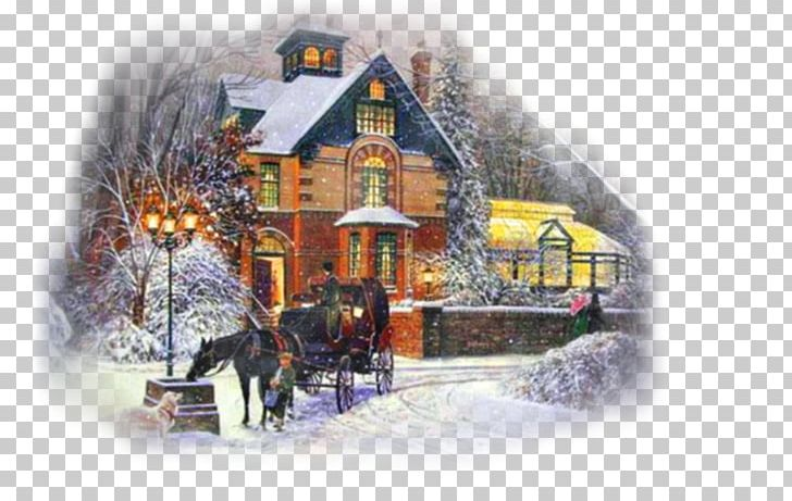 Victorian winter clipart png clip black and white library Victorian Era Jigsaw Puzzles Painting House PNG, Clipart ... clip black and white library