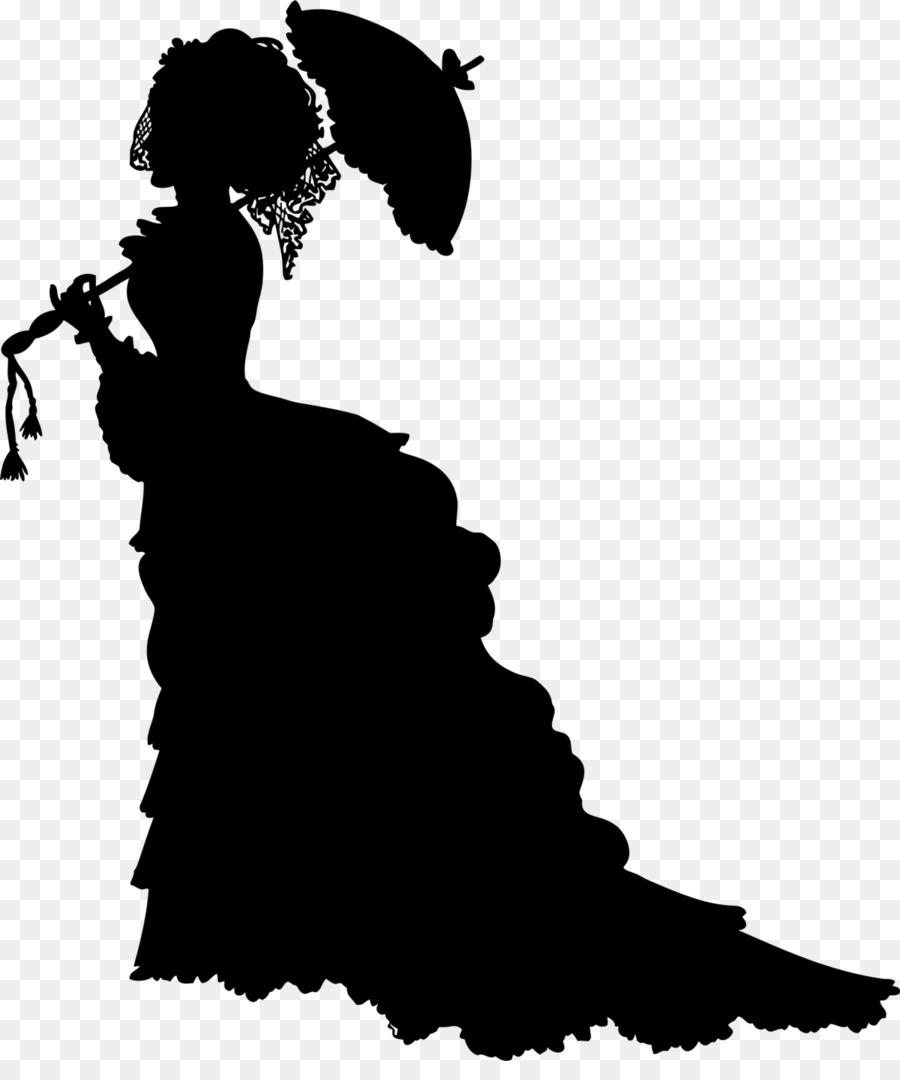 Victorian woman kissing clipart clip download Woman Cartoon clipart - Silhouette, Girl, Black, transparent ... clip download