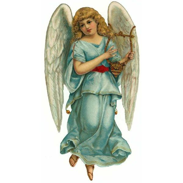 Victorianangel clipart image library stock Victorian Angel Cliparts - Cliparts Zone image library stock