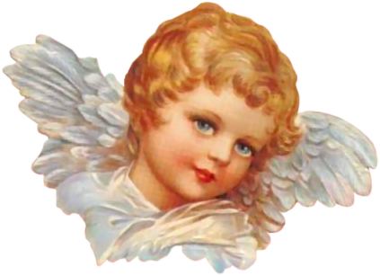 Victorianangel clipart clip royalty free download Victorian Angels - Clip Art Library clip royalty free download