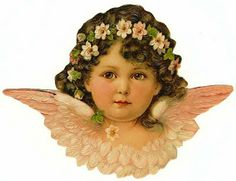 Victorianangel clipart vector library Free Victorian Angel Cliparts, Download Free Clip Art, Free ... vector library